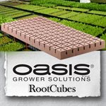 Oasis Rootcubes 1.25 in Med. (5010) 104  /  Sheet