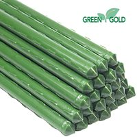Green Gold Steel Stakes 6 ft (50)