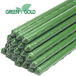 Green Gold Steel Stakes 4 ft (50)