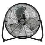 Hurricane Metal Floor Fan 20 in