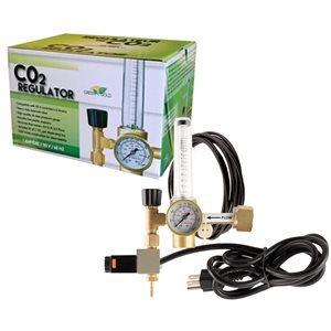 Green Gold CO2 Regulator