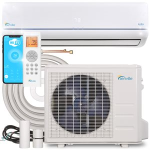 SO 24000 BTU Mini Split Air Conditioner - Heat Pump