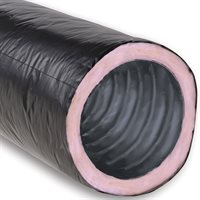 "Duct 6"" Flex Insulated 25'"