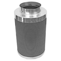 "MountainAir Carbon Filter 4"" x 16"" 195 CFM"