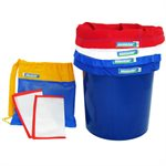 BubbleBag Lite 5 gallon 4 bag kit